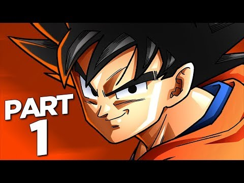 DRAGON BALL Z KAKAROT Walkthrough Gameplay Part 1 - INTRO (FULL GAME)