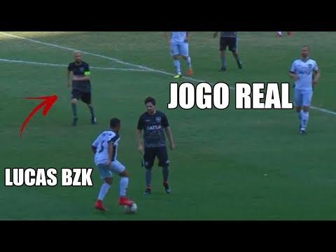 JOGO REAL / RACHÃO - NO ESTÁDIO DO BOTAFOGO - FOOTZ