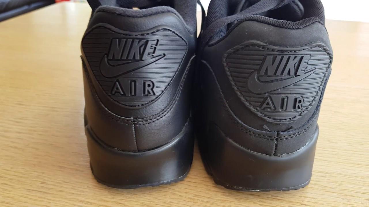 tani najniższa cena szczegóły dla Jak odróżnić Nike air MAX 90 essential oryginał od podróbek