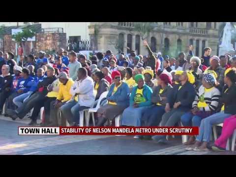 Port Elizabeth Town-Hall debate(p2)