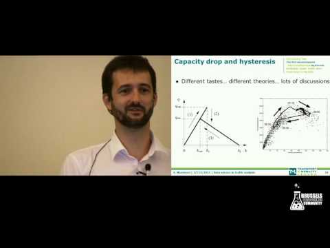 20151217 - Meetup traffic analysis - Dr. Sven Maerivoet - Transport & Mobility Leuven