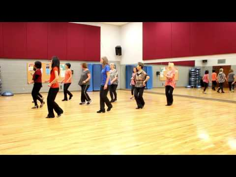 Amarillo By Morning - Line Dance (Dance & Teach in English & 中文)