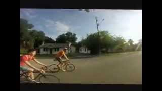 80's softride tri bike