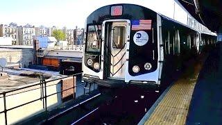 New York City Subway Trains, MTA Public Transportation in NYC