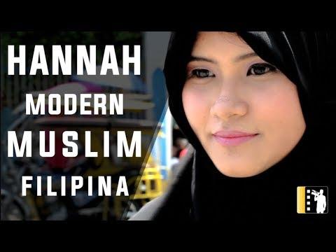 🇵🇭☪🕌Episode 5 : Hannah Redefining a Modern Muslim Filipina🕌☪🇵🇭