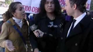 CQC - Debate Ley Matrimonio Igualitario 05-07-2010.avi