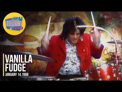 "Vanilla Fudge ""Keep Me Hangin' On"" on The Ed Sullivan Show"