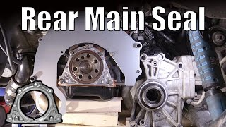 EVO 8 Rear Main Seal // Evo 8 Clutch & Starter Plate