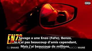 Traduction Sheck Wes - Enzo ft. Offset, 21 Savage, Gucci Mane
