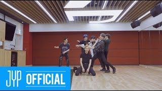 "Gambar cover GOT7 ""ECLIPSE"" Dance Practice (Part Switch Ver.)"