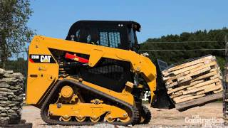 What Makes Caterpillar's Smallest Compact Track Loaders Best