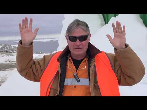 Jobs on Ice - work for the Australian Antarctic Division