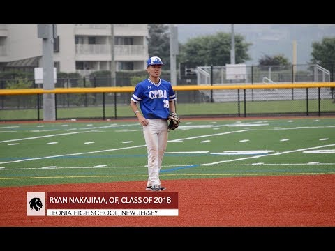 Ryan Nakajima- College Baseball Recruiting Video