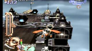 Sky Gunner PS2 Ciel 5th the Final Mission