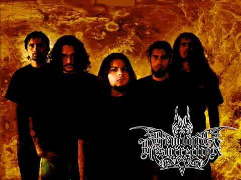 Demonic Resurrection - Antichrist (Slayer Cover)