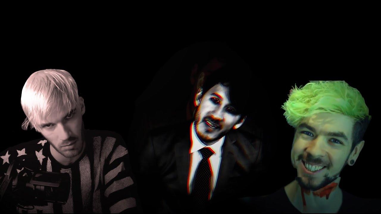 Download Animal - Darkiplier | Antisepticeye | PewDIEpie