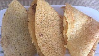 How To Make a Cheela (Gluten Free Roti)