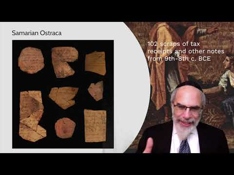 9. Daily Life In Biblical Israel: Economics (Jewish History Lab)