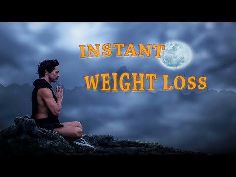 INSTANT WEIGHT LOSS! Subliminal Engineering to Loose Belly Fat Instantly Binaural Beats Meditation
