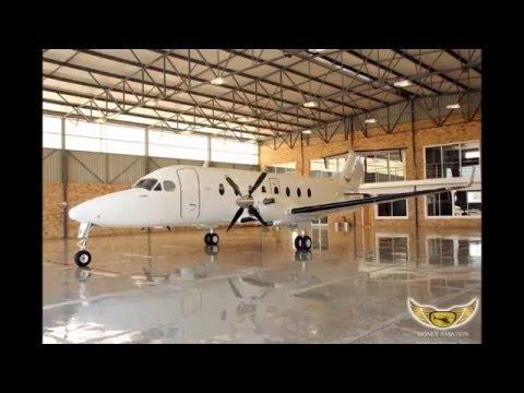 Beechcraft 1900D Airliner