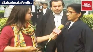 Shylaja Vijayan, Sabarimala Petitioner Speaks To India Today On SC Judgement