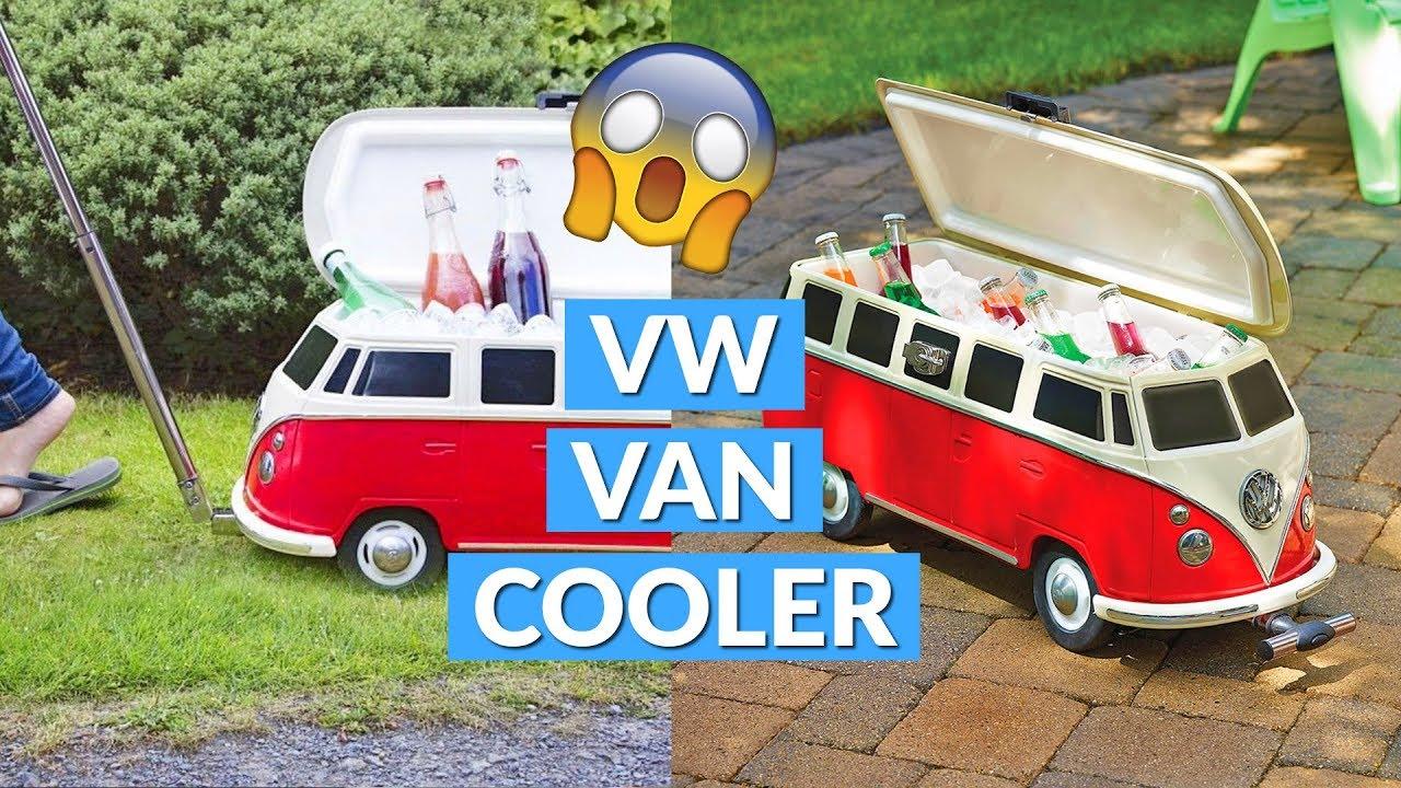 Volkswagen Hippy Van Cooler