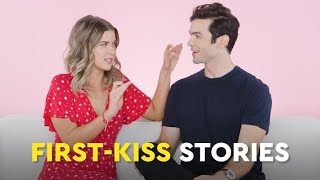Meghan Rienks and the Cast of The Honor List Tell Their First-Kiss Stories