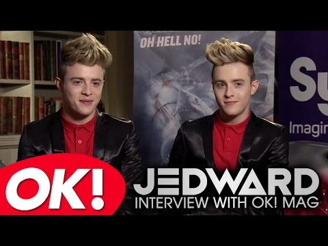 OK! Magazine Interview with Jedward