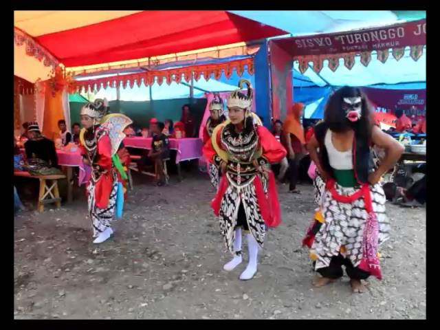 3. Jaranan PEGON 1 SISWO TURONGGO JOYO Desa Puntari Makmur, Morowali - Sulteng