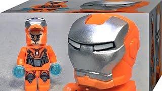 x 아이언맨 마크 36 문방구 중국 레고 짝퉁 피스메이커 폭동진압용 슈트 미니피규어 Lego knockoff iron man mk 36 Peacemaker suit armor