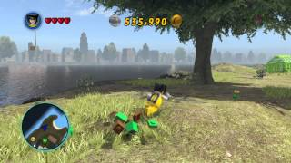 Lego® Marvel Super Heroes - Finding The Dog Bone