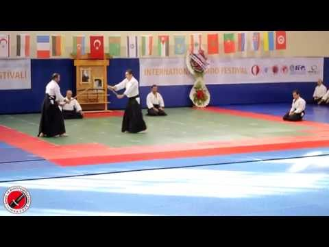 4th International Eurasia Aikido Festival - Turkmenistan