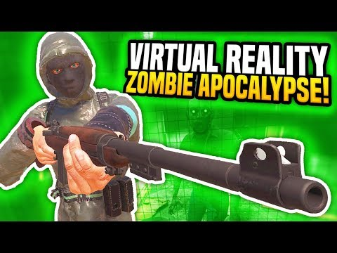 LOW AMMO IN THE ZOMBIE APOCALYPSE IN VIRTUAL REALITY - Arizona Sunshine VR (Funny Moments) |