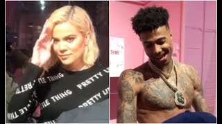 Blueface Performs At Khloe Kardashian's Party After Tristan Thompson Breakup + YG & Tyga