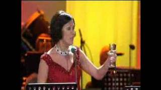 Villazon, Domingo,Netrebko performing La Traviata Brindisi (Libiamo)