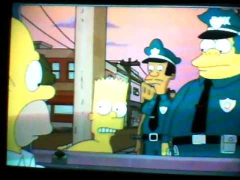 Cómic porno con Bart, Marge y Lisa Simpson Comic