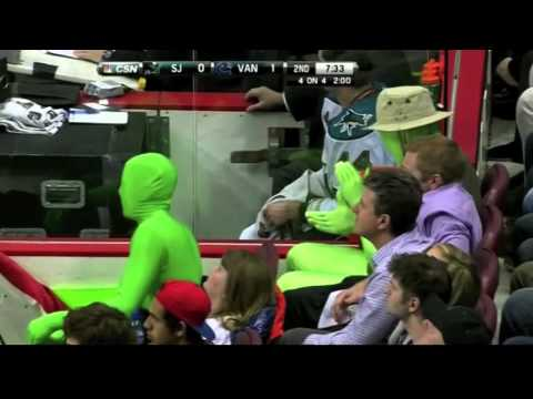 Randy Hahn and Drew Remenda Hate the Vancouver Green Men