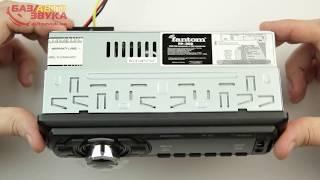 Автомагнітола Fantom FP-302 Black/Green