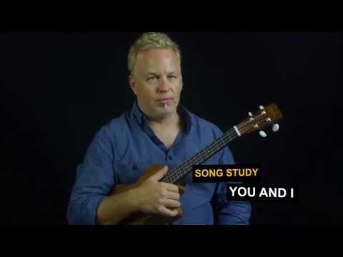 You And I Ukulele Lesson And Chords - Ingrid Michaelson - YT
