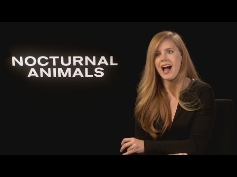 Nocturnal Animals: Amy Adams on being in a film with 'twin' Isla Fisher & weird compliments she gets