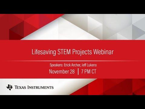 Lifesaving STEM Projects