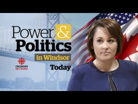 Power & Politics for Wednesday March 15, 2017 from Windsor,