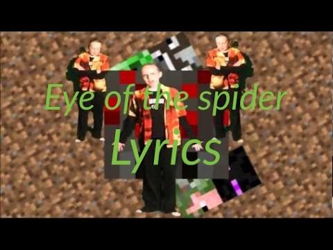 eye of the spider lyrics