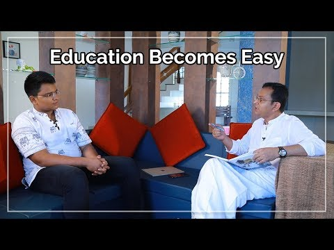 Education Becomes Easy - Chat With My Father (English Version - Episode 2)