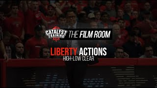 High Low Clear || Liberty Actions