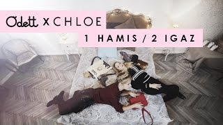 1 HAMIS 2 IGAZ ODETTEL ♡ Chloe From The Woods