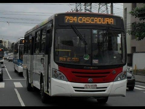794 - Bangu X Cascadura (Via Barata)