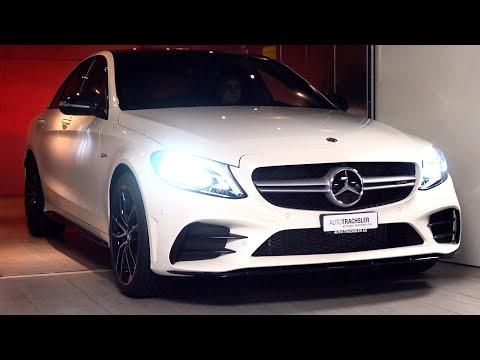2021 Mercedes AMG C43 - C Class Full Review Sound Interior Exterior