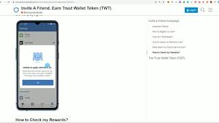 5$ Bitcoin & Trust Wallet Airdrop Can be list on Binance ~ Full info!