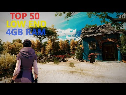 Top 50 Best Low Spec PC Games 2017 ( 4gb ram pc games )